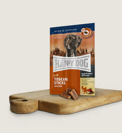 Happy Dog Supreme Tasty Toscana Sticks (3 x 10 g)