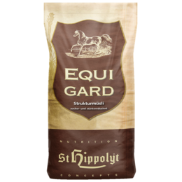 St. Hippolyt EquiGard® Classic (Pellets) 25kg