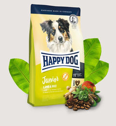 Happy Dog Supreme Young - Junior Lamb & Rice 10 kg