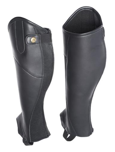 Puolicahpsit leather look, Horse Comfort
