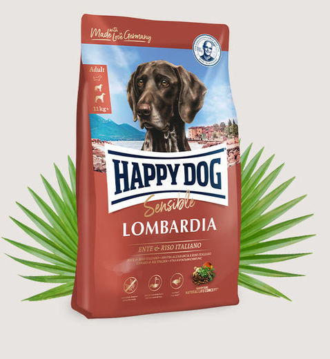 Happy Dog Sensible Lombardia 10kg