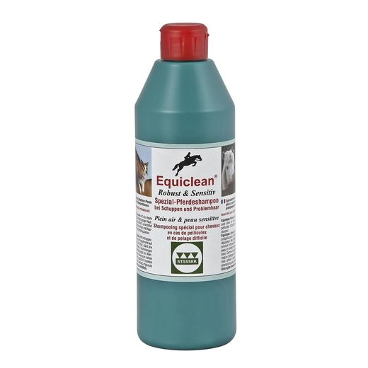 Stassek Equiclean Outdoor & Sensitive shampoo, 500 ml