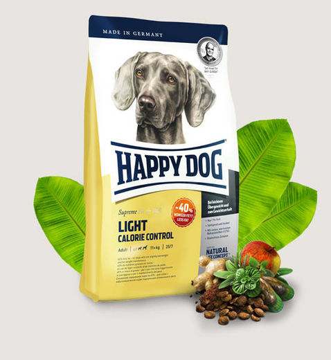 Happy Dog F&W Light Calorie Control 12,5kg