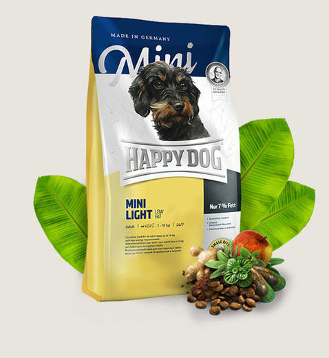 Happy Dog Mini -  Mini Light Low Fat 4 kg