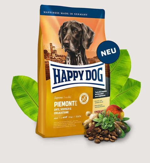 Happy Dog Supreme Sensible Piemonte 4kg ja 10kg