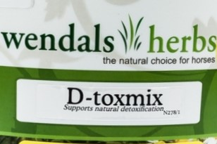 Wendals D-toxmix yrttiseos 1kg
