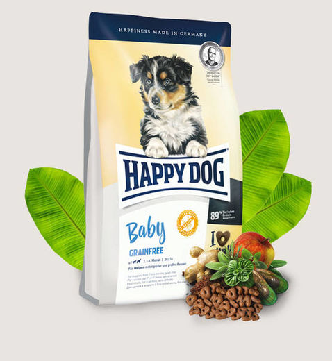Happy Dog  Baby Grainfree 10kg