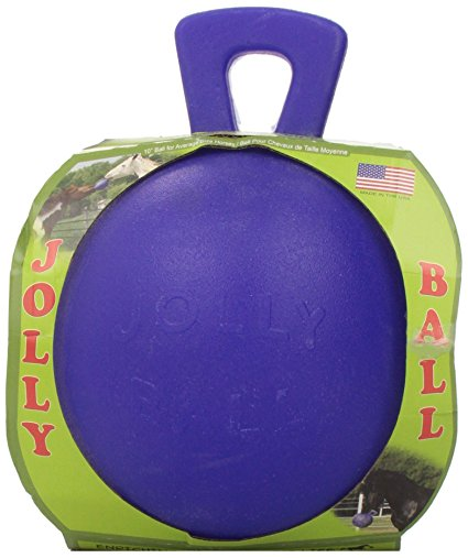 Horsemen's Pride Jolly Ball 10""