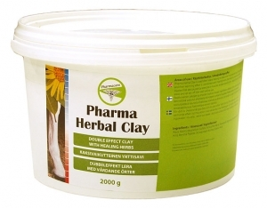 Pharma herbal clay 2 kg
